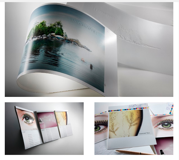 Precision embossing by Iggesund Paperboard