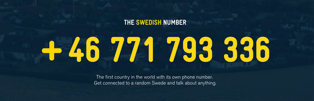 The Swedish Number, STF